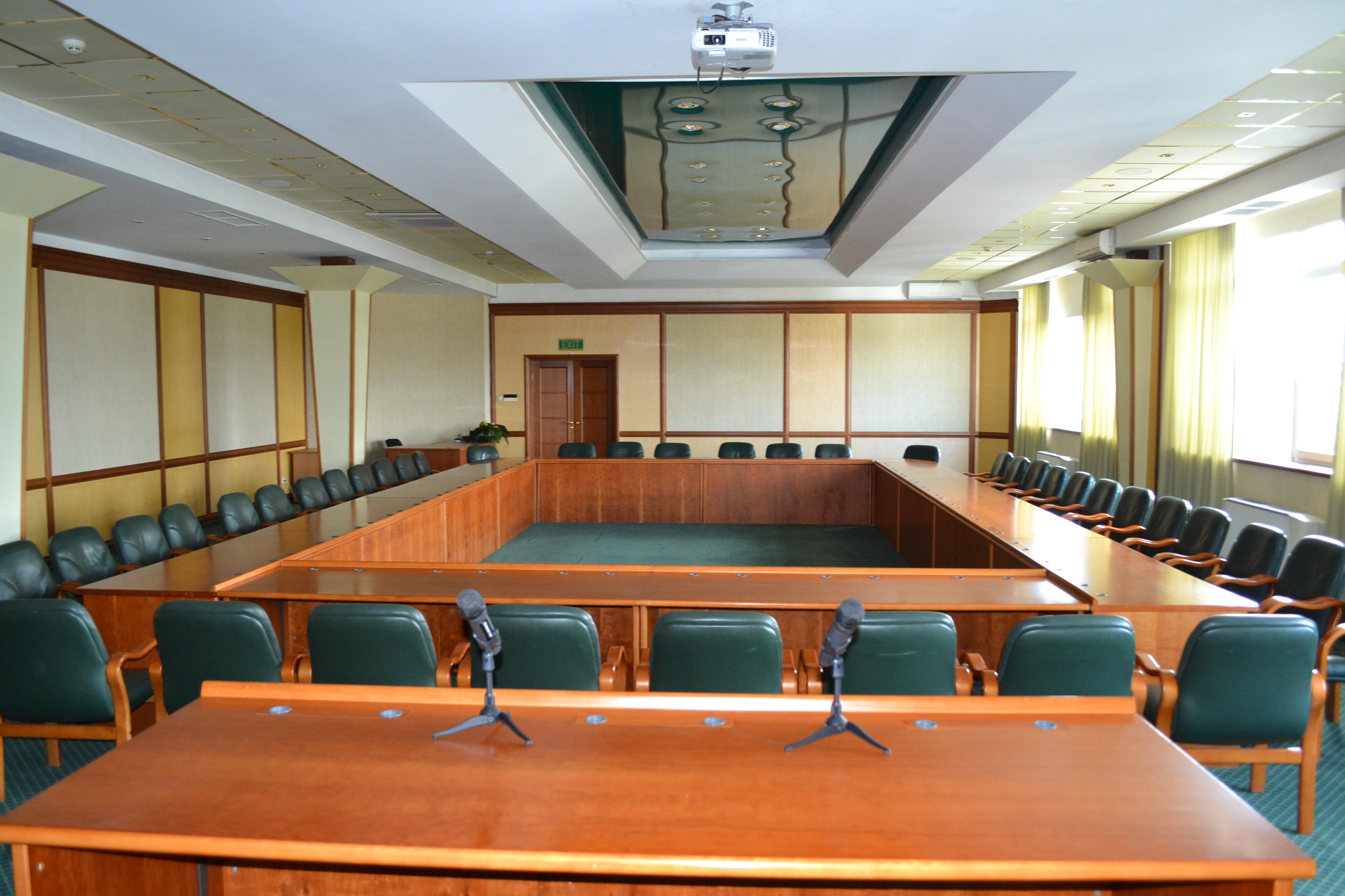 Конференц зал своими руками