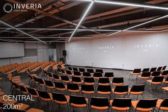 Конференц-залы от «INVERIA Event Space»
